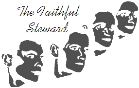 The Faithful Steward> <font size=